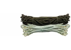 Set de 10 funii canepa, lungime 4 mL, CHC
