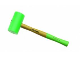 Ciocan de poliamidă, vârf rotund, diametru 60 mm, MAR60