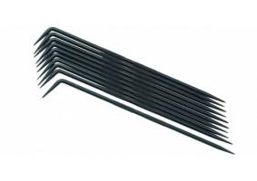 Set de 10 creioane de trasat lungime 190 mm, PAT190