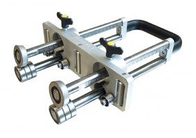 Dispozitiv manual de indoit tabla, coloana dubla, PLIMDC3-200